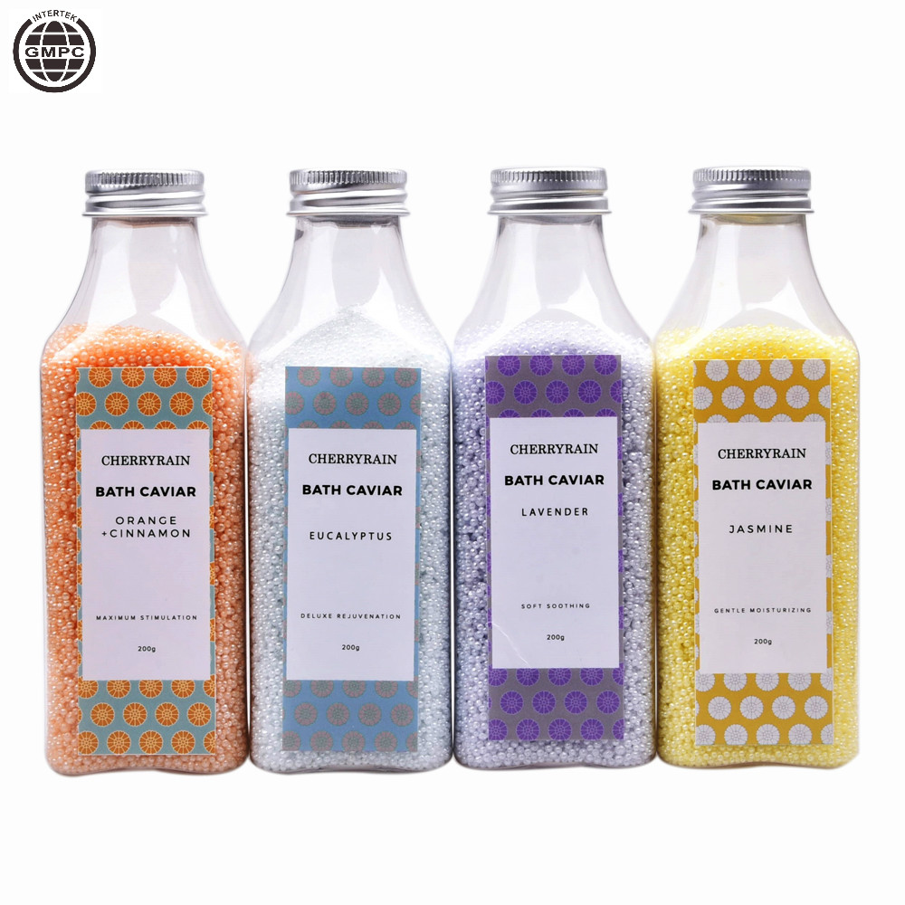 100% Natural Therapy Bath Caviar Beads Which Is Bath Bomb Kit Citric Acid For Kid Ages 8-12