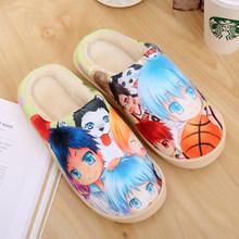 Плюшевая обувь унисекс для костюмированной вечеринки в стиле аниме «LOL»; милые домашние тапочки с героями мультфильмов; Теплая обувь для му...(Китай)