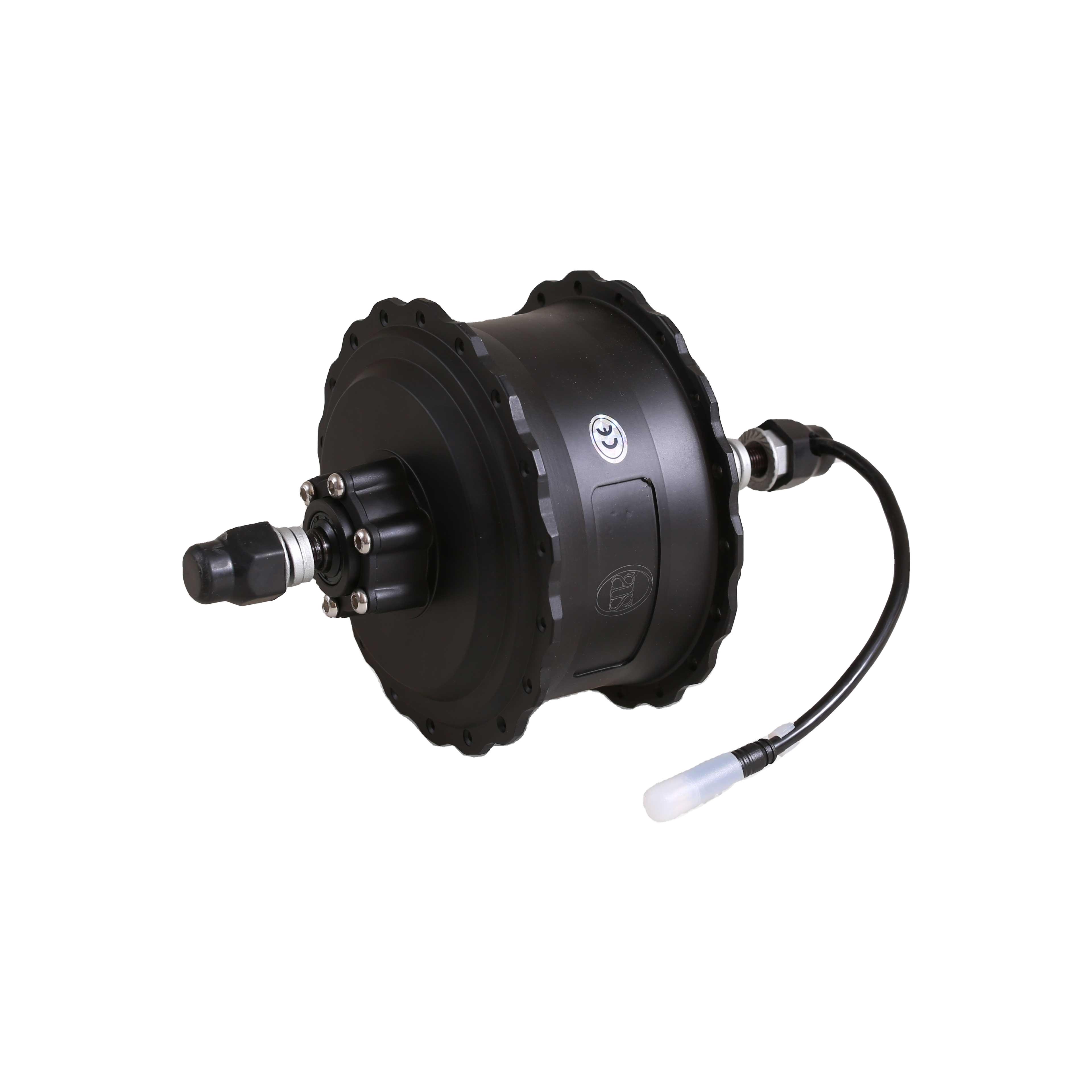 ebike spoke wheel hub specification