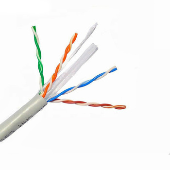 Connection 305m/500m/600m Roll UTP CAT6 Lan Cables Wire Network Cable Color Code Cat6A
