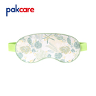 Aromatherapy microbeads steam eye mask for beauty care with cloth cover