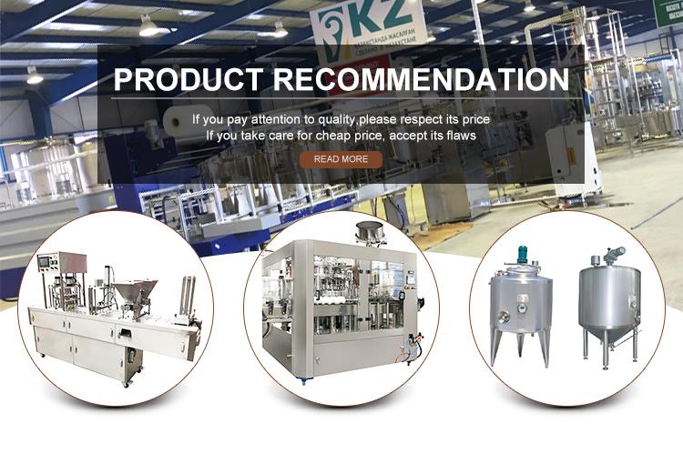 Yüksek Kaliteli santrifüj süt krema ayırıcı Makinesi Fiyat taze süt işleme tesisi