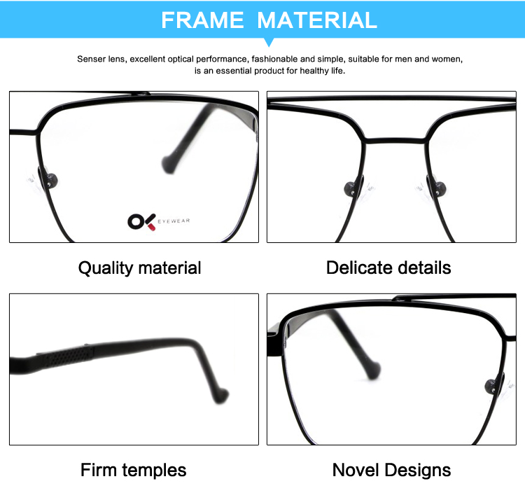 92146 C1 Frames Optical Metal Optical Frames Latest Spectacle Frames Monturas