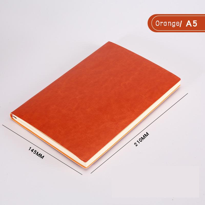 A5 минималистичный блокнот из искусственной кожи, расписание 2020, 2020, ежедневник, для путешествий, для студентов, для школы, дневник, дневник, н...(Китай)