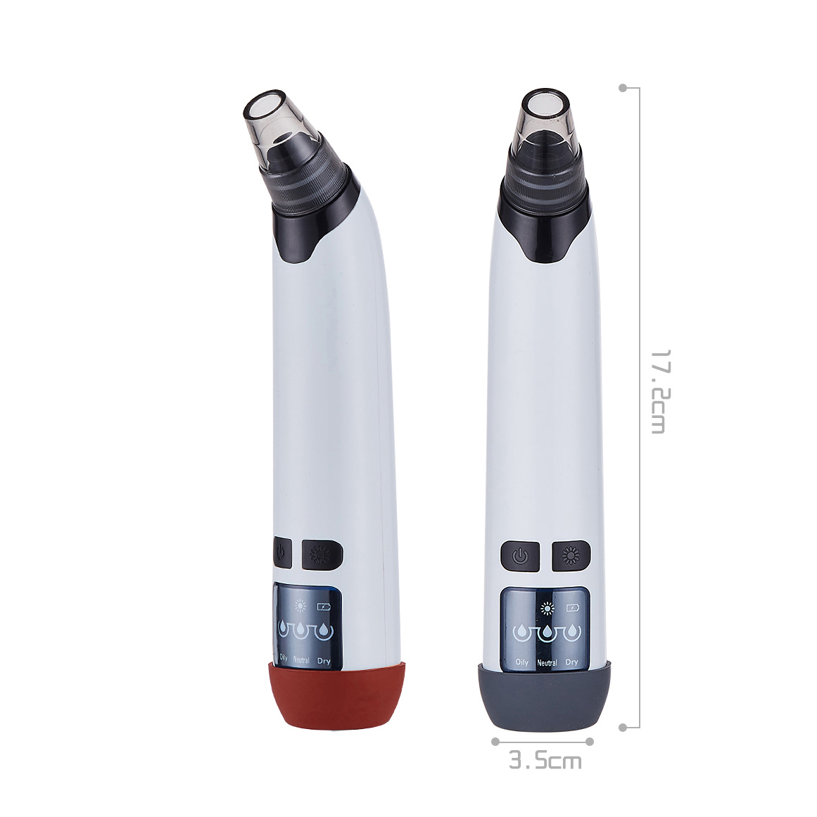 Pore Cleaner Black Head acne treatment Suction Extractor facial and whitehead electronic blackhead remover vacuum