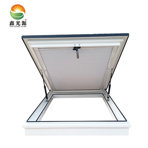 Most popular windows made in China flat roof window