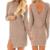 Womens Knee Length A-line Swing Ruffled Skirt Flare Midi Casual Dress