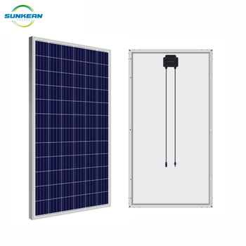 Hot selling perc poly 340w solar panel INMETRO TUV certificate size 1956*992*40mm maximum system voltage 1500v