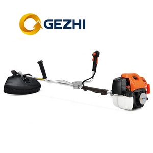 shoulder superb performance 43cc 4 stroke weed brush cutter