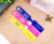 Standard Size PVC travel Luggage Tag straps customized
