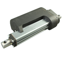 200kg 12v linear actuator electromagnetic stepper motor fast
