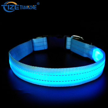 Manufacturer Wholesale Led Light Custom Pet Dog Collar