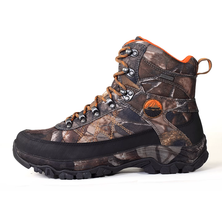 2020 Cheap price Camo waterproof hunting shoes/hunting gear/factory price