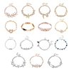 Girl heart diamond crystal charm bracelet women, fashion crystal bracelet, new design friendship jewelry bracelet