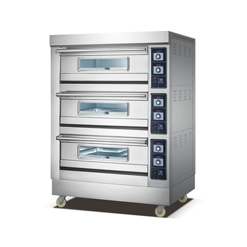 Commercial Equipment Bakery Machines Electric Pizza Baking Oven