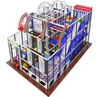 Top supplier small size space theme kids indoor playground