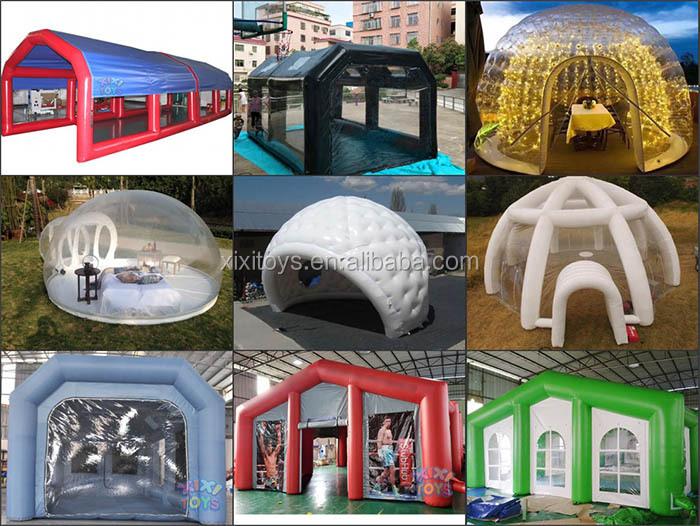 2020 XIXI ของเล่นยอดนิยมทนทาน PVC Inflatable ล้างรถสำหรับขาย