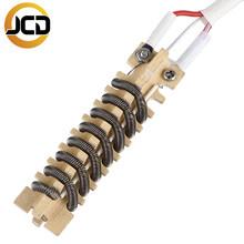 JCD нагревательный элемент для пистолета горячего воздуха 858D 8858 8898 паяльная станция керамический нагревательный сердечник 220В/110В нагревате...(Китай)