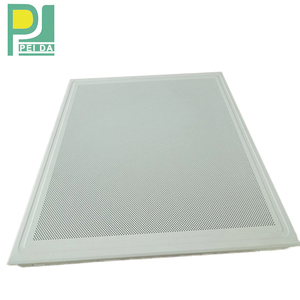 China Metal Ceiling Suppliers Acoustical Micro Perforated Aluminum Ceiling Tiles Accept LC Payment