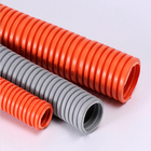 pre wired flexible conduit,flexible plastic corrugated tubing