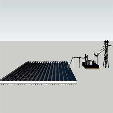 on grid solar system 100kw 200kw 300kw 400kw solar plant design and whole package supply Solar solutions