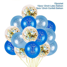 Geslacht Secret Ballon Set Wedding Party Verjaardag Decoratie 12 Inch Print Sequin Latex Ballon Custom