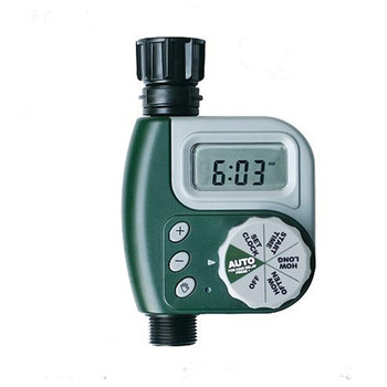 wholesale conventional battery smart agriculture garden Plastic Digital irrigation water timer