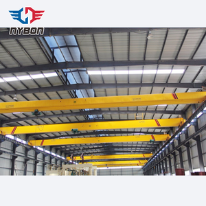 1 ton single girder bridge crane impact loads