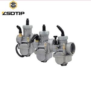 PE Manual Carburetor Motorcycle 24mm 26mm 28mm Carburetor For 50cc To 150cc  Motor