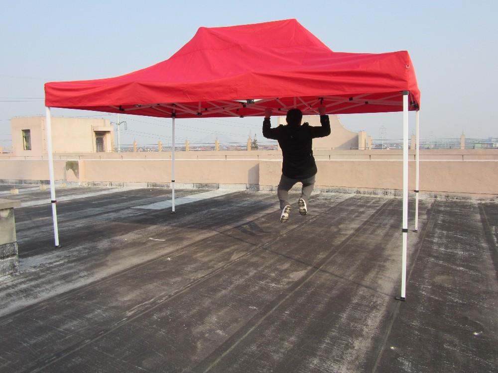 EZ Up /pop Up Instant Garden Tent Patio Canopy
