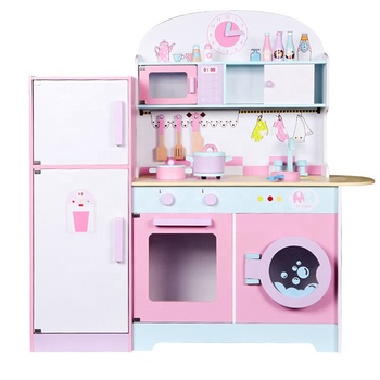 Baby Pink Cooking Furniture Modern