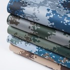 Wholesale 100 Polyester Fabric Manufacturer Camouflage Cloth for Bag Making
