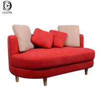 Small Round Sofa Chair for Living Room