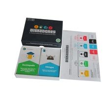 High Quality Custom Memory Game Cards For Kids