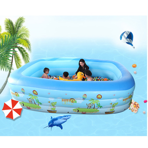 4-6 Person Outdoor Inflatable Hot Tub for Portable Relaxing