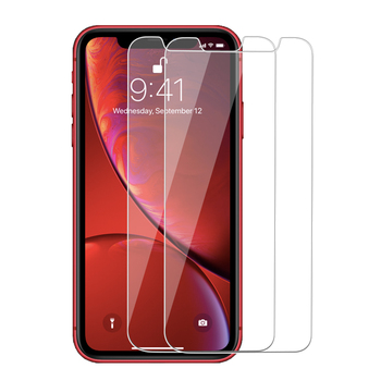 Kantou 2.5D HD clear anti shock หน้าจอ Perfect fit สำหรับ apple xr