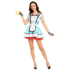 2019 New Maid Dress Uniform Waiter Womens Cosplay Pretty Beer Suit Sexy Maid Cosplay Halloween Costumes