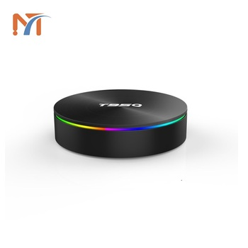 Modo de fábrica OEM Android 8,1 amlogic s905x2 2,4g/5g wifi T95Q amlogic S905X2 4G + 32G set top box