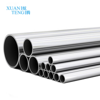 Customized Aluminium Pipe Profile Constructure Round Aluminium Alloy Profiles Round Tube