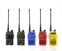 Baofeng UV-5R Amplifier 5 W Radio Dua Jarak Jauh Walkie Talkie OEM Radio Dual Band <span class=keywords><strong>Panduan</strong></span> <span class=keywords><strong>Audio</strong></span> Sistem Ham radio