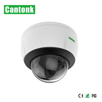 Wholesale High Quality Metal 1080P 2 MP Dome IP Camera with External POE CCTV