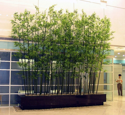 high quality fake/artificial bamboo tree/artificial bamboo plant