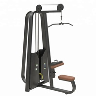 body building equipment for FITNESS GYM dft fitness DFT-635 Pull down