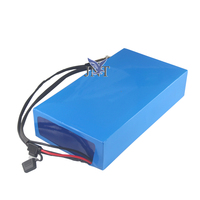 High quality 60v 18ah lithium battery pack for Electric scooter