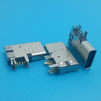 Xyfwcn High Quality Hot Type A Connectors Female Pcb Usb Connector