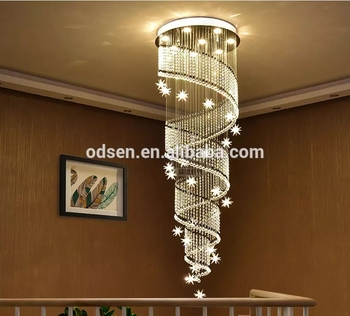 Custom Italian Style Hospitality Commerical Lighting Chandelier Crystal Chandeliers Commercial