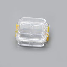 Membraan Kunstgebit Box Clear Dental Case