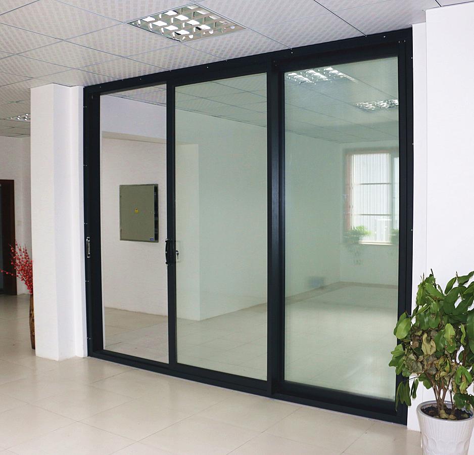 3 Panel French Patio Doors Garage Door Side Double Glaze
