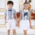 Custom Made Japanese  Model  Girl Kindergarten School Uniform Shirts