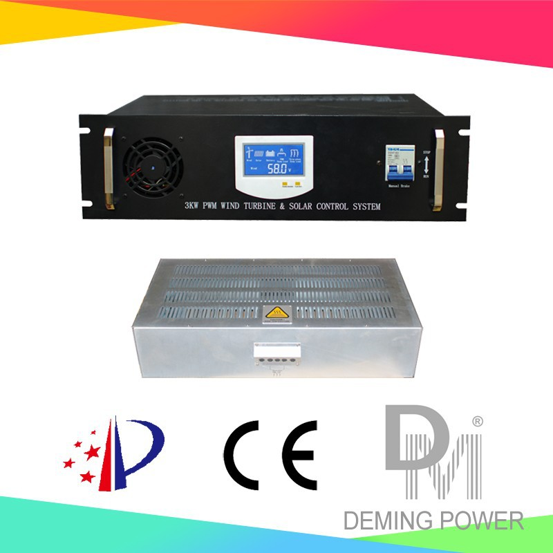 600w Pwm Wind Solar Hybrid Charge Controller With Dump Load And ...